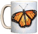 AT180L - Mugs & Totes, Mugs - Monarch