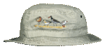 EM006C - Apparel, Embroidered Caps - Shorebirds