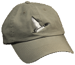EM009C - Apparel, Embroidered Caps - Loon