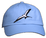 EM013C - Apparel, Embroidered Caps - Swallowtail Kite