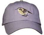 EM014C - Apparel, Embroidered Caps - Warbler