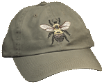 EM080C - Apparel, Embroidered Caps - Bumble Bee