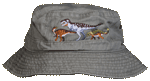 EM152C - Apparel, Embroidered Caps - Dino Boy