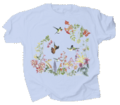 WC112T - T-Shirts, Adult - Hummer Garden