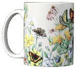 WC221M - Mugs & Totes, Mugs - Butterflies of North America