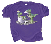 WC243K - T-Shirts, Youth - T-Rex Babies