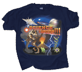 WC267K - T-Shirts, Youth - Science is Awesome