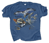 WC271T - T-Shirts, Adult - Birds of Prey