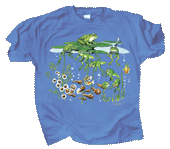 WC383K - T-Shirts, Youth - Frog Pond