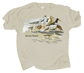 WC402T - T-Shirts, Adult - Shorebirds