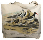 WC402B - Mugs & Totes, Totes - Shore Birds