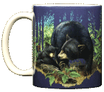 WC501M - Mugs & Totes, Mugs - Bear Mom