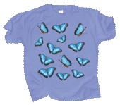 WC508T - T-Shirts, Adult - Morpho Glitter