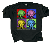 WC527T - T-Shirts, Adult - Imagine Einstein