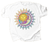 WC529T - T-Shirts, Adult - Sun Power/Moon Glow