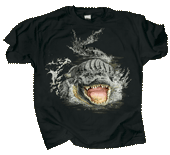WC538T - T-Shirts, Adult - Gator Encounter