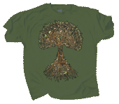 WC575T - T-Shirts, Adult - Tree of Life