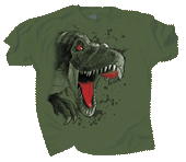 WC576T - T-Shirts, Adult - Rex Rush