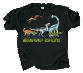 WC592K - T-Shirts, Youth - Dino Boy