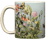 WC601M - Mugs & Totes, Mugs - Roadside Wildflowers