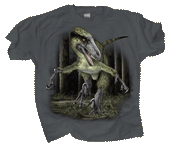 WC617K  - T-Shirts, Youth - Utahraptor