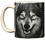 WC619M - Mugs & Totes, Mugs - Spirit of the Wolf
