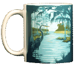 WC635M - Mugs & Totes, Mugs - Swamp Life