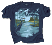 WC635T - T-Shirts, Adult - Swamp Life