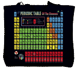 WC647B  - Mugs & Totes, Totes - Periodic Table