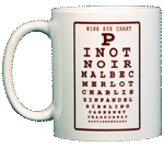 WC650M - Mugs & Totes, Mugs - Wine Eye Chart