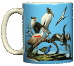 WC657M - Mugs & Totes, Mugs - Florida Birds