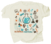 WC663T  - T-Shirts, Adult - Science Matters