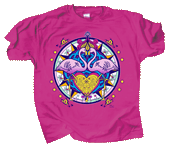 WC672K - T-Shirts, Youth - Flamingo Hex