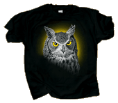 WC673T - T-Shirts, Adult - Owl