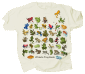 WC683T - T-Shirts, Adult - Ultimate Frog Guide