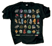 WC686T - T-Shirts, Adult - Ultimate Mineral Guide