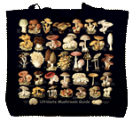WC695B - Mugs & Totes, Totes - Ultimate Mushroom Guide