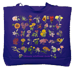 WC696B - Mugs & Totes, Totes - Ultimate Wildflower Guide