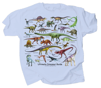 Ultimate Dinosaur Guide