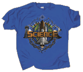 WC707T - T-Shirts, Adult - World of Science