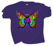 WC718T - T-Shirts, Adult - In A Gadda Da Butterfly