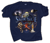 WC719T - T-Shirts, Adult - Science is Awesome