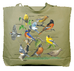 WC730B - Mugs & Totes, Totes - Yard Birds
