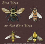 WC734T - T-Shirts, Adult - Two Bees or Not Two Bees