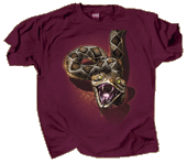 WC740T - T-Shirts, Adult - Rattler Heads & Tails