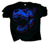 WC743T - T-Shirts, Adult - Extreme T-Rex