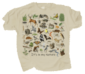 WC744T - T-Shirts, Adult - It's In My Nature