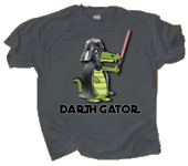 WC745T - T-Shirts, Adult - Darth Gator
