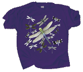 WC746T - T-Shirts, Adult - Dragonfly Flight