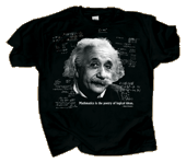 WC752T - T-Shirts, Adult - Einstein's Logic